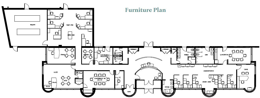 Partition Plan Details Extent Of New Construction Demolition Existing Structures Detailed Notes And Specifications For Contractor Door Hardware